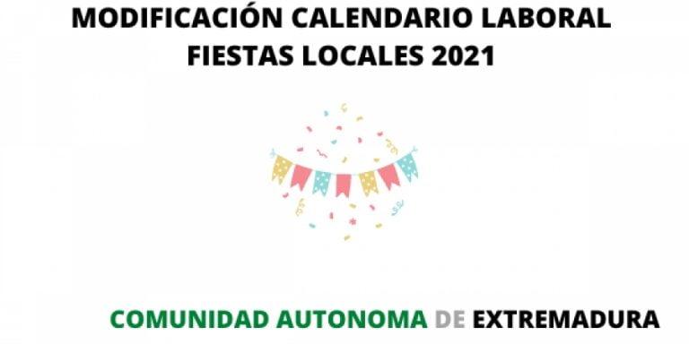 Calendario Laboral Melilla 2021