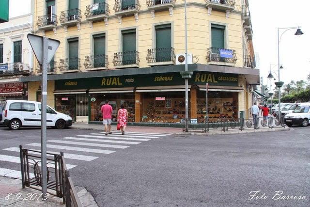 Calle General Marina Melilla