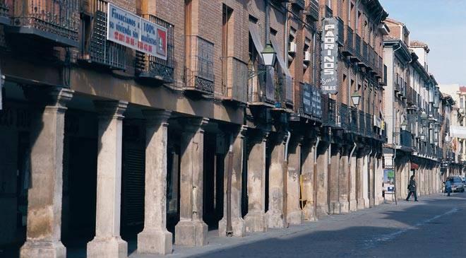 Calle Melilla Alcala De Henares