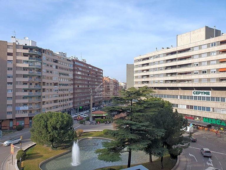 Calle Melilla Zaragoza