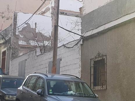 Calle Toledo Melilla