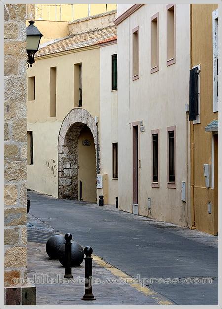 Calles De Melilla
