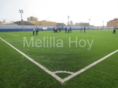 Campo Melilla Futbol