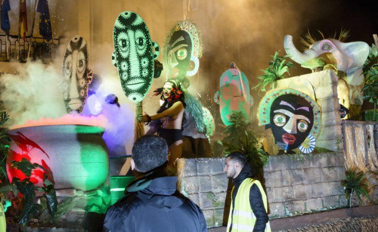 Carnaval 2018 Melilla