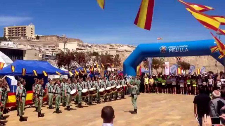 Carrera Africana De La Legion En Melilla
