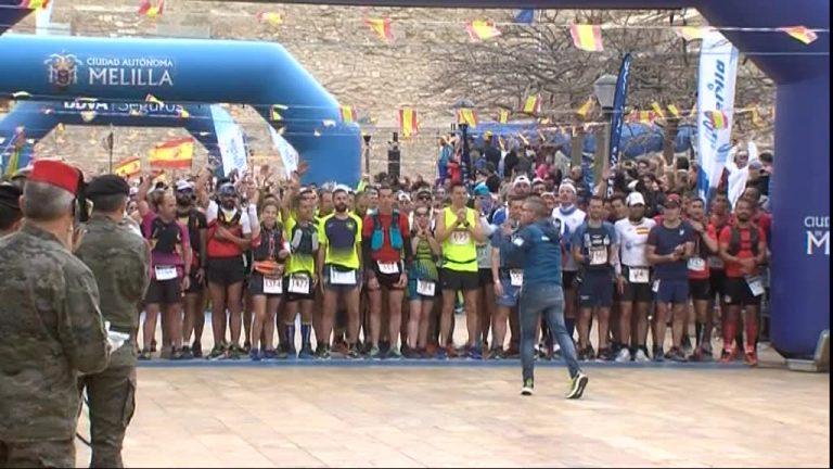 Carrera Africana Melilla 2019