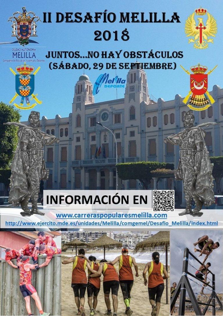 Carrera Contra El Cancer Melilla 2018