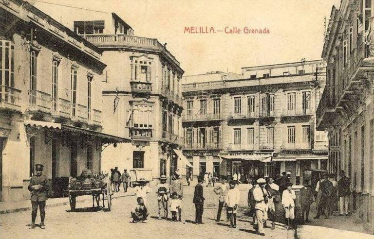 Casa De Melilla En Granada