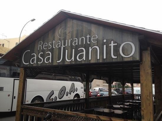 Casa Juanito Melilla