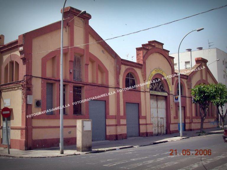 Casa Montes Melilla