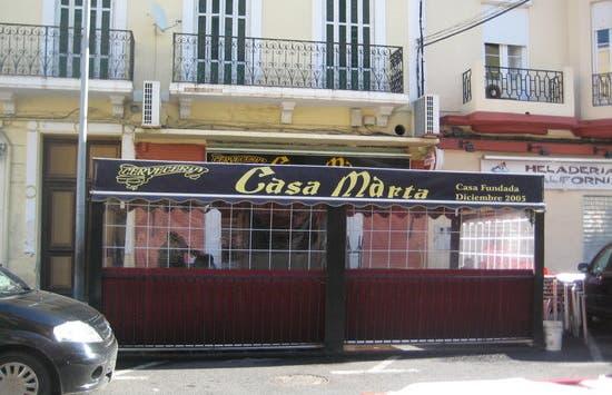 Casa Sadia Melilla Carta