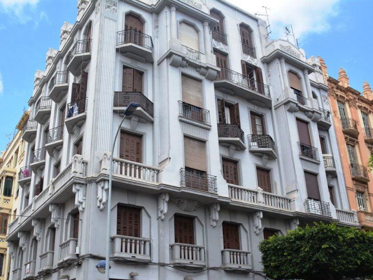Casas Sociales Melilla