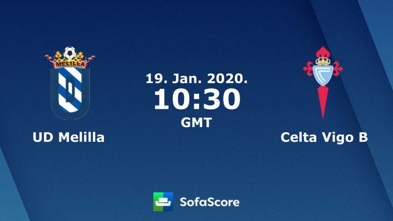 Celta B Melilla