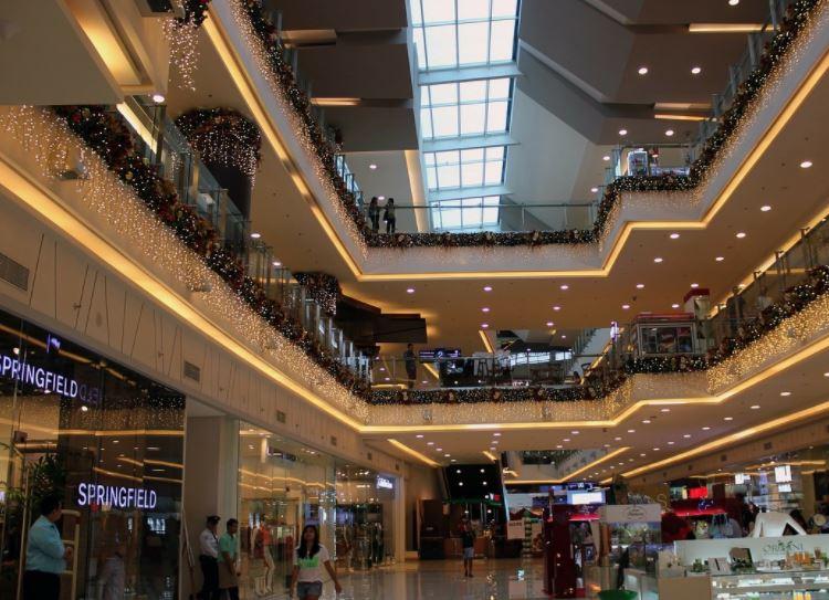 Centro Comercial Murias Melilla