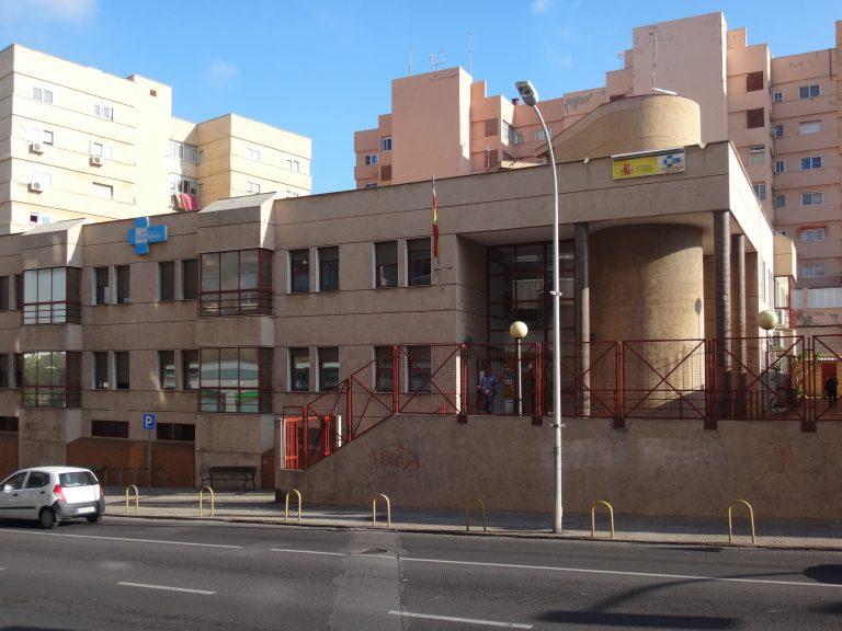 Centro Salud Alfonso Xiii Zona Oeste Melilla