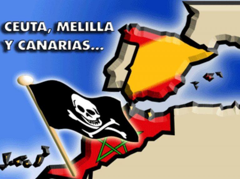 Ceuta Melilla Canarias Marruecos