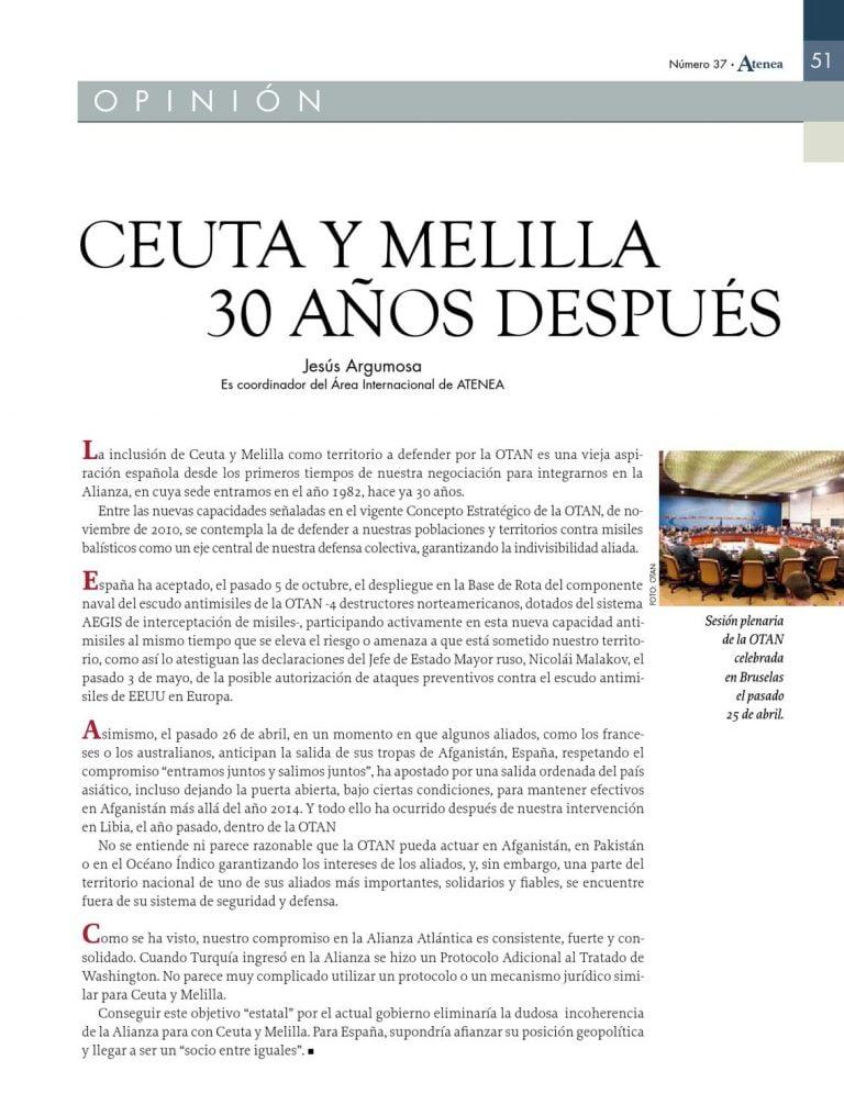 Ceuta Melilla Otan
