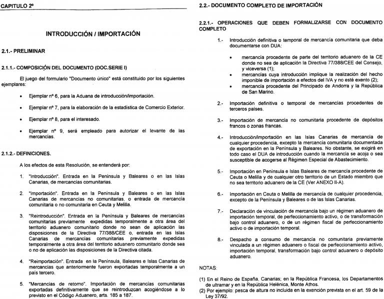 Ceuta Y Melilla Territorio Aduanero Comunitario