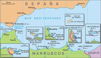 Ceuta Y Melilla Wikipedia