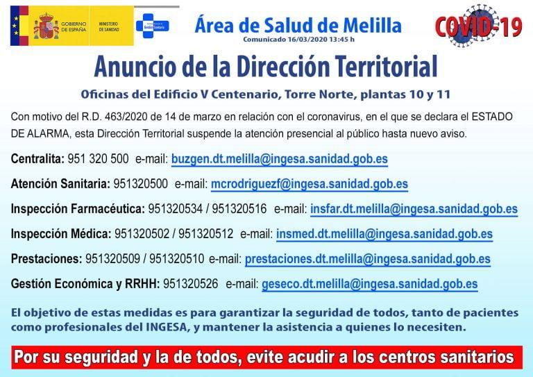 Cita Medico Melilla