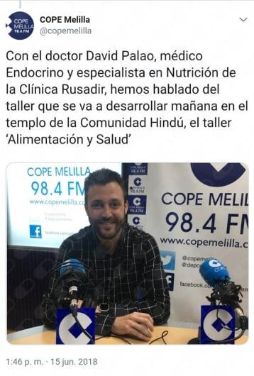 Clinica Rusadir Melilla Telefono