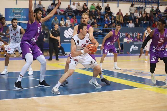 Club Melilla Baloncesto Vs Cbc Valladolid