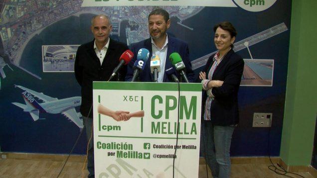 Coalicion Por Melilla Telefono