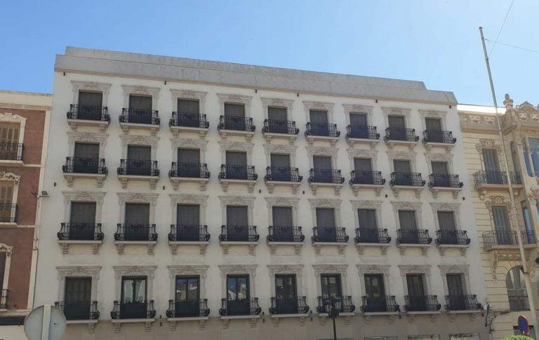 Colegio De Arquitectos De Melilla