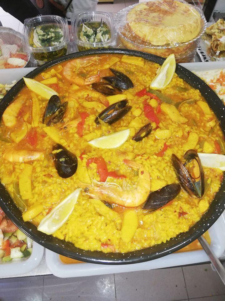 Comida Casera Para Llevar Melilla