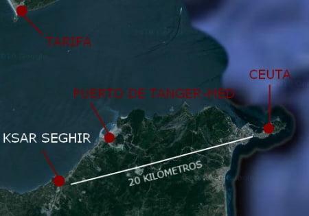 Como Llegar A Ceuta Y Melilla
