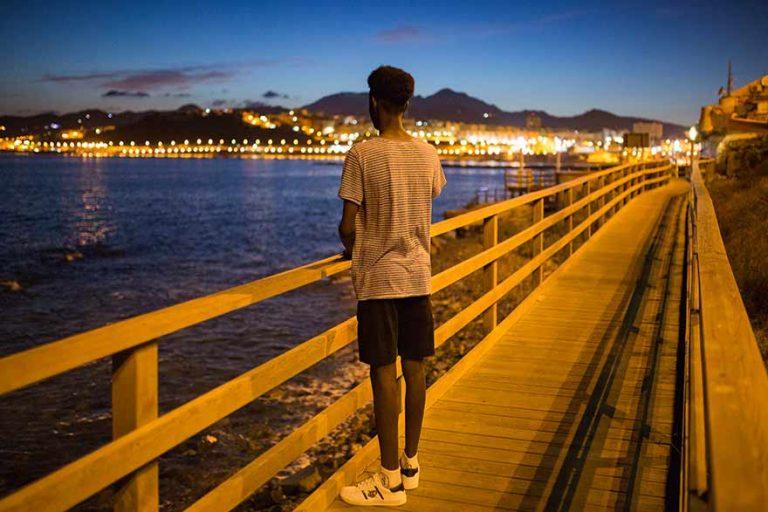 Como Viven Los Inmigrantes En Ceuta Y Melilla