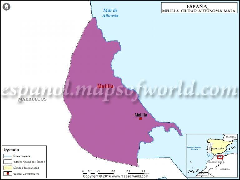 Comunidad Autonoma De Melilla