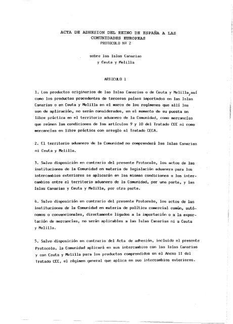 Comunidad De Ceuta Y Melilla