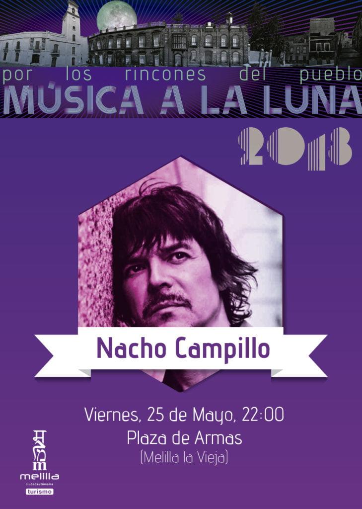 Conciertos A La Luna Melilla 2019