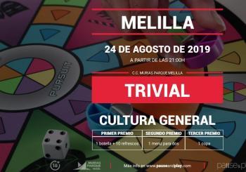 Conciertos Melilla 2019