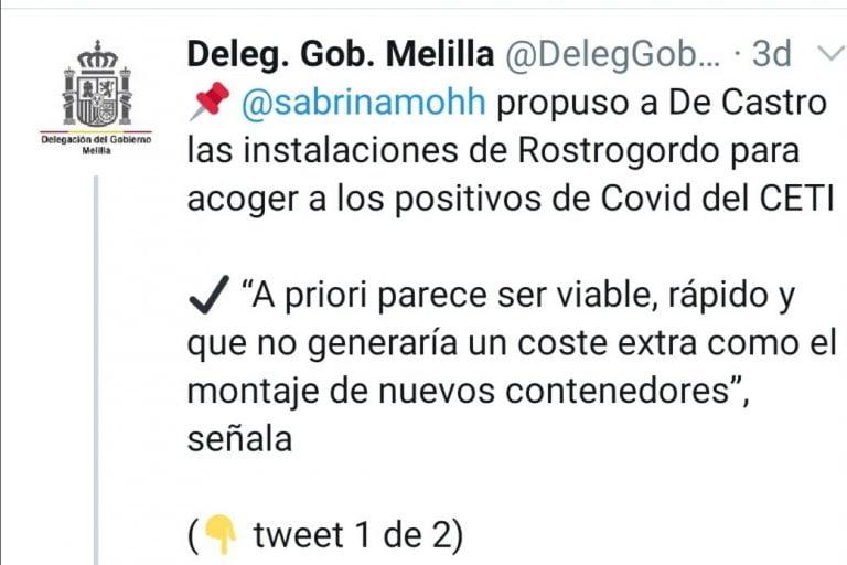 Concreces Melilla
