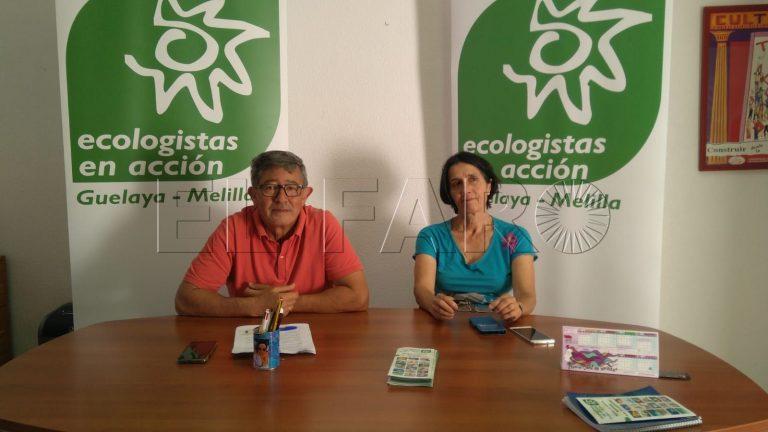 Consejeria Medio Ambiente Melilla