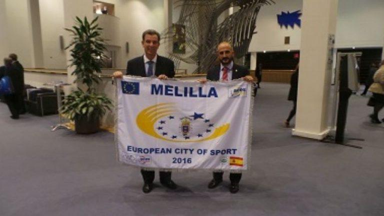 Consejero Seguridad Ciudadana Melilla