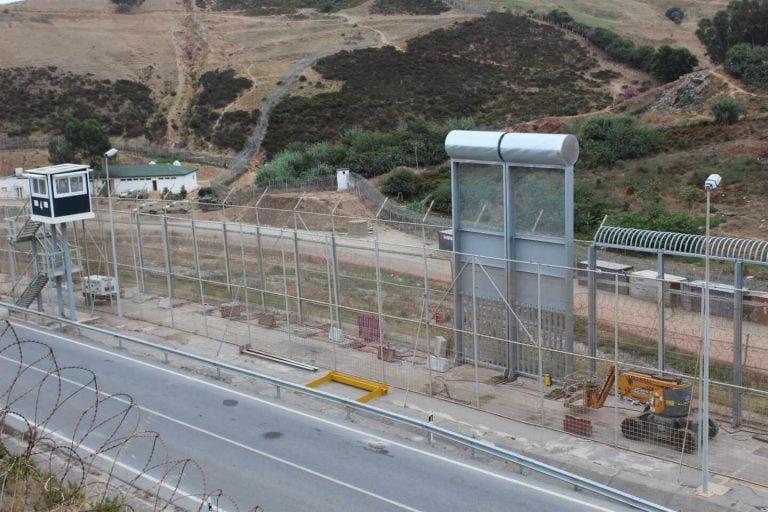 ConstruccióN De La Valla De Melilla