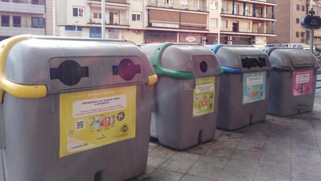 Contenedores De Reciclaje Melilla