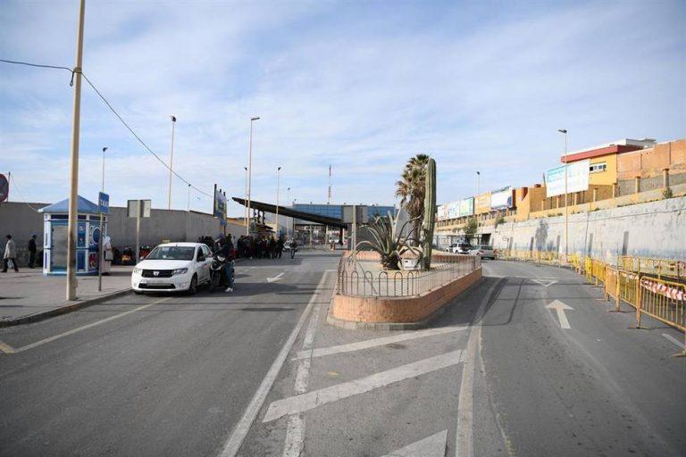 Cuando Abren Frontera Melilla