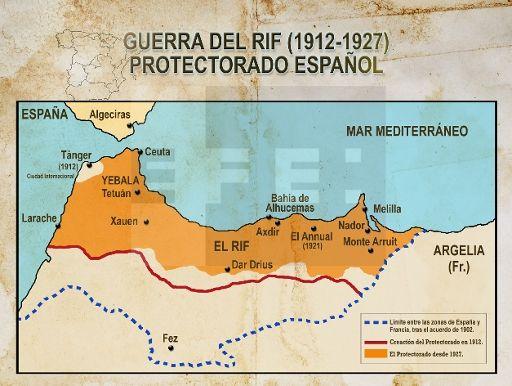 Cuando Conquisto EspañA Ceuta Y Melilla