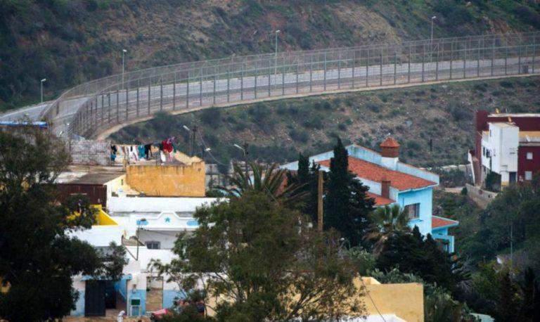 Cuanto Mide La Valla De Melilla