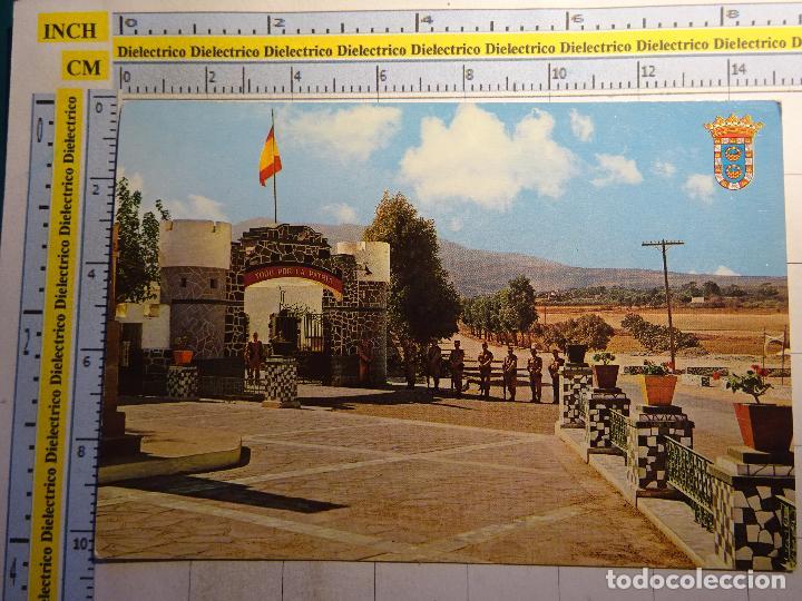 Cuartel Regulares Melilla