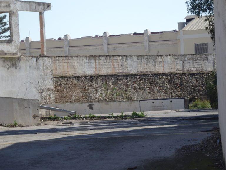 Cuartel Santiago Melilla