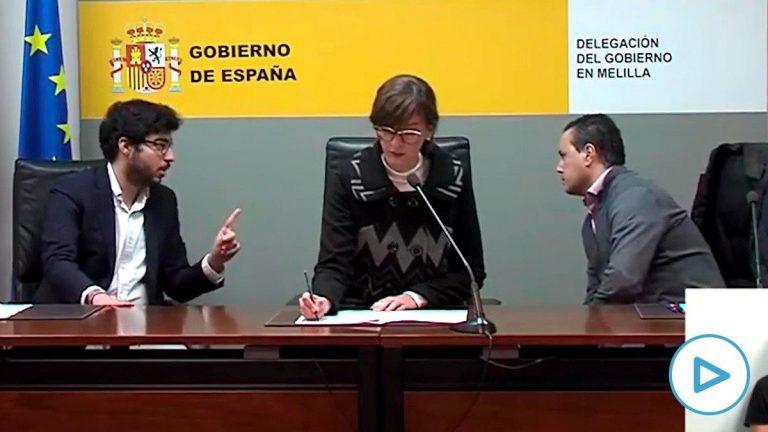 Delegado Del Gobierno En Melilla
