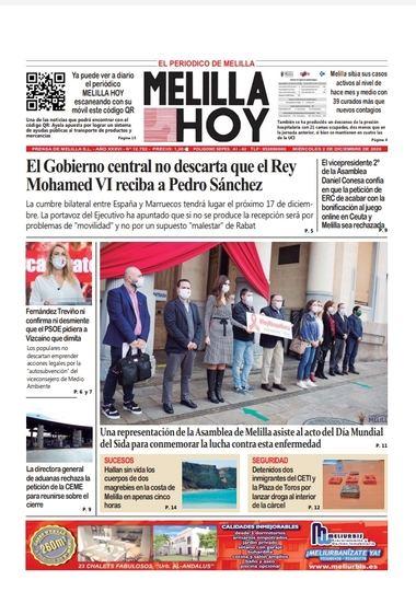 Dia Melilla Online