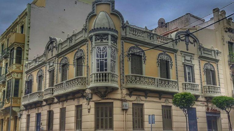 Edificio Gaudi Melilla