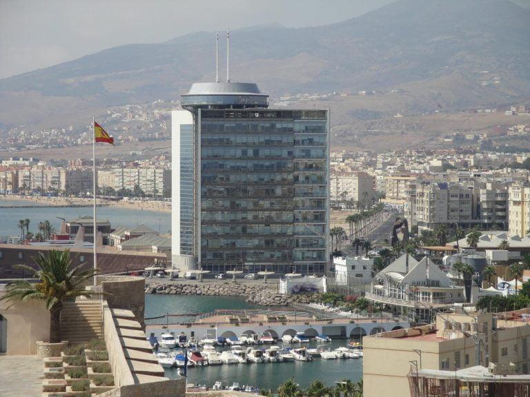 El Alminar De Melilla