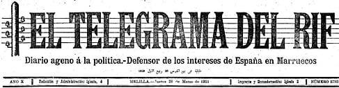 El Telegrama De Melilla